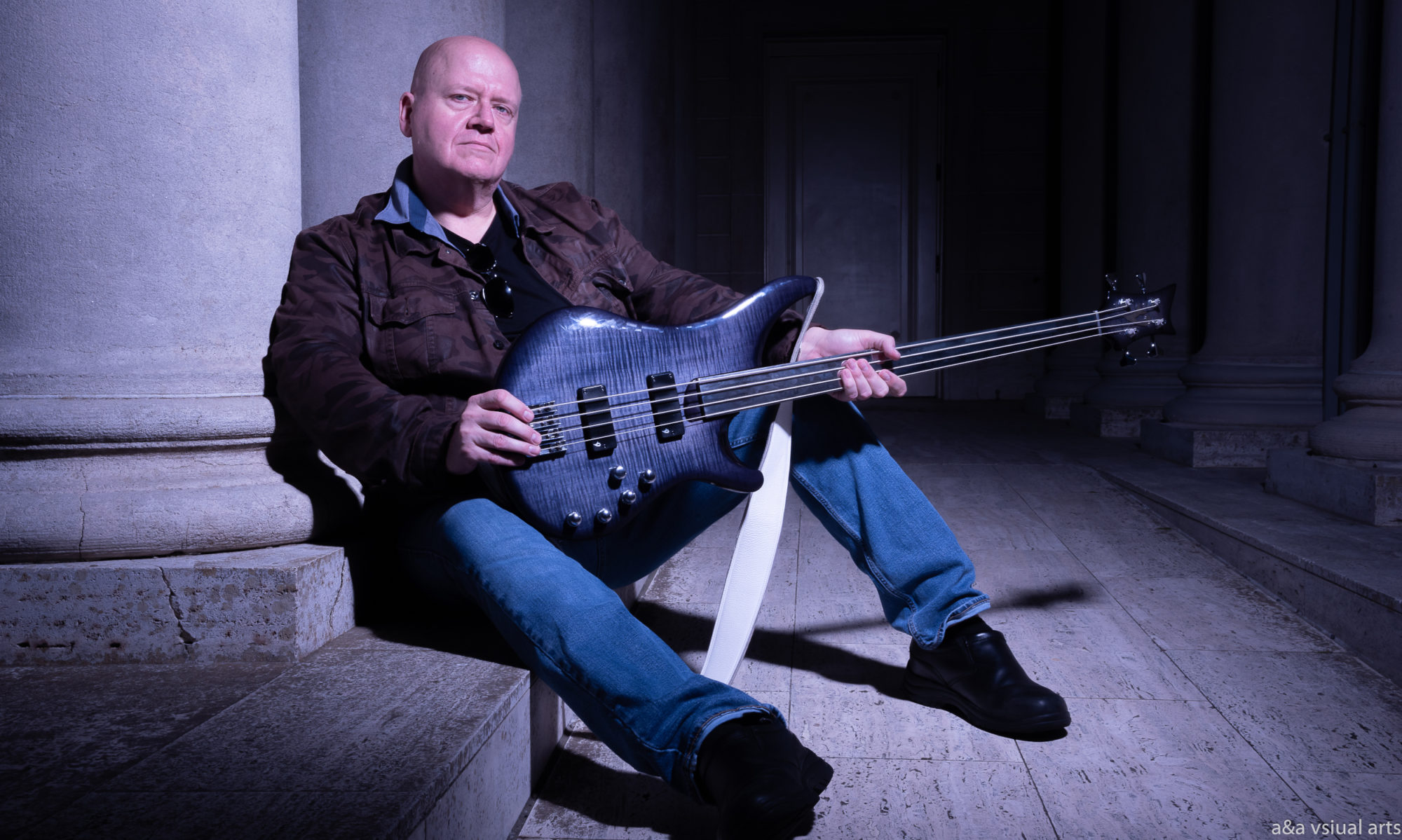 Mike McKaigg - Bassist / Trombonist